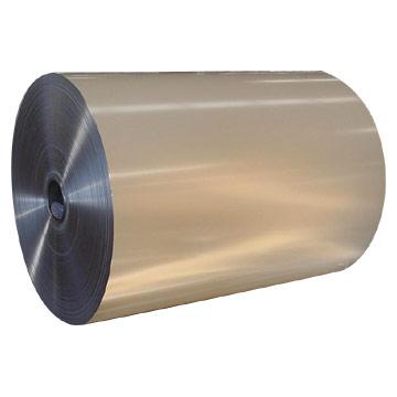 Aluminum Color Coated Coil (Aluminum Color Coated Coil)