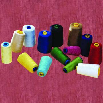 Polyester Two-for-One Sewing Thread (Полиэстер Две по цене одного швейные нитки)