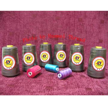 Spun Polyester Waterproof Thread (Spun полиэстер Водонепроницаемый Thread)
