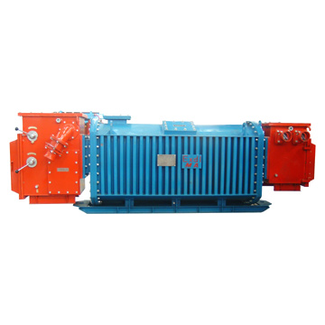 Flameproof Mining Movable Sub-Station (Взрывонепроницаемая горно Движимое подстанция)