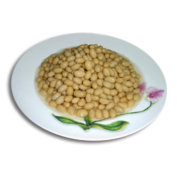 Canned Bean in Brine