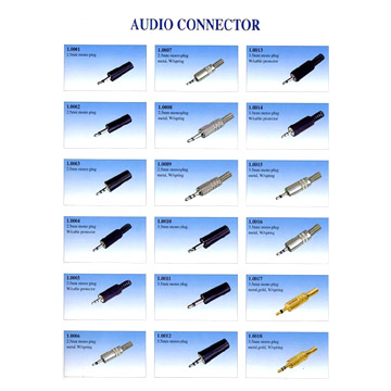 Audio Connector (Audio Connector)