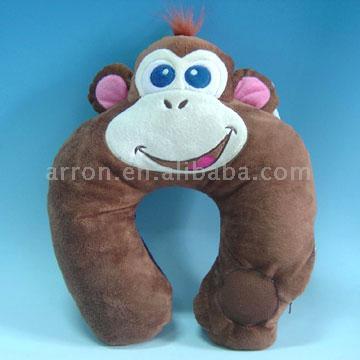 Подушка обезьянка своими руками выкройка