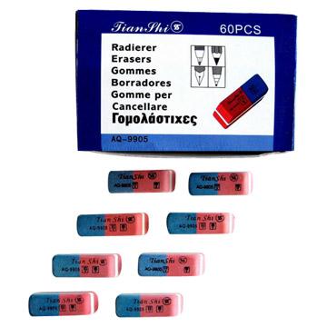Red and Blue Rubbers (Красный и Голубой резин)