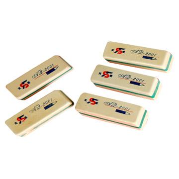 White Sandwich Erasers (Белый Сандвичевы Ластики)