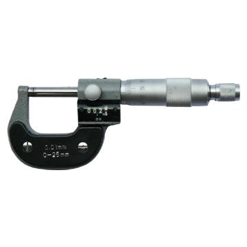Digit Outside Micrometer (Цифра Вне микрометр)