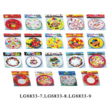 Paper Plates (Бумажные тарелки)