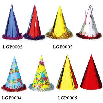 Paper Hats (Бумажные шляпы)