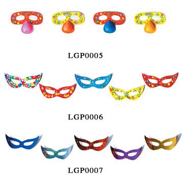 Paper Masks (Бумага маски)