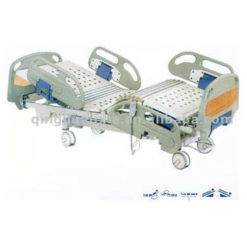 Multifunctional ICU Electric Nursing Bed
