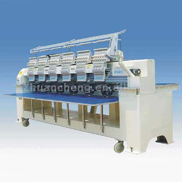 Commercial Embroidery Machines | Industrial Embroidery Equipment