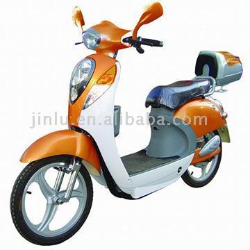 Electric Scooter (Honey Baby) (Электрический скутер (Honey Baby))