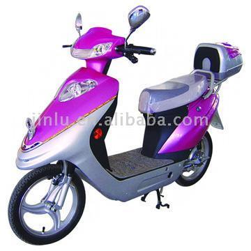 Electric Scooter (Flower Age) (Электрический скутер (Flower возраст))