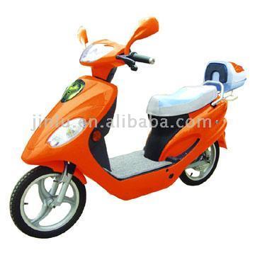 Electric Scooter (Red May II) (Электрический скутер (Красный май II))