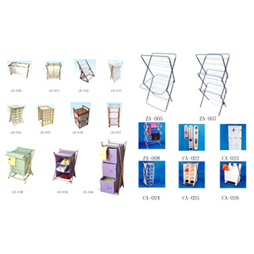 Laundry Hamper & Bag
