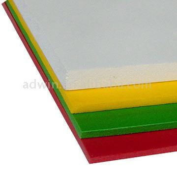 PVC Foam Sheet (Лист ПВХ пена)