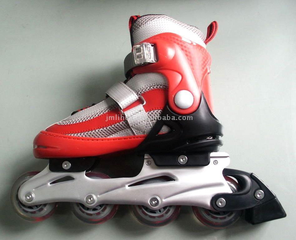Adjustable Inline Skate