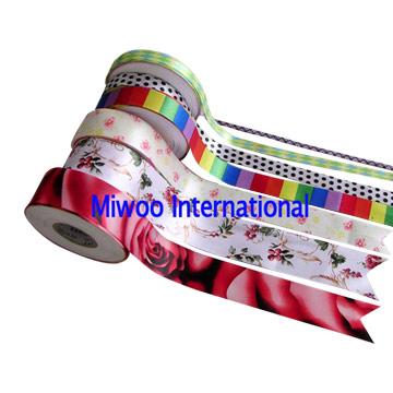 Ribbon Printed by Sublimation (Печатные ленты методом сублимационной)