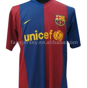 06/08 New Club Soccer Jersey