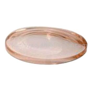 1.70 Hi-Index Pink Glass Lens (1.70 Привет-индекса Розовая стеклянными линзами)