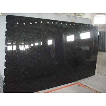 Slab in Black Galaxy