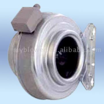 Circular Tube Axial Fan