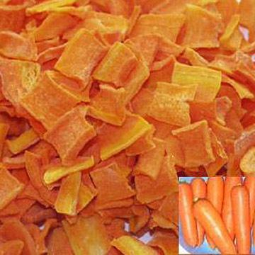 FD Carrot Flakes (FD Морковь хлопья)