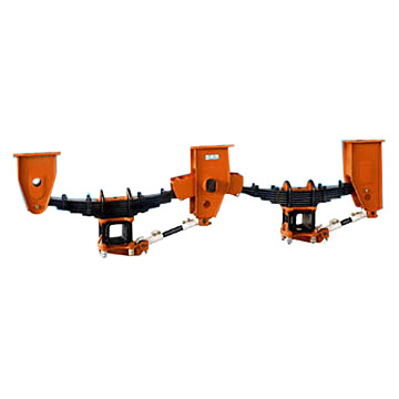 Mechanical Suspension Part (Механическая часть подвески)