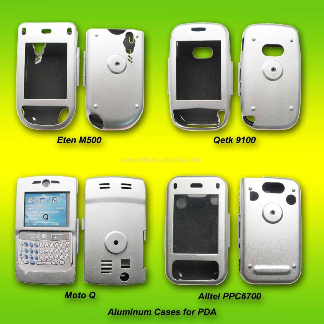 Aluminum Cases for PDA (Случаев алюминий для КПК)