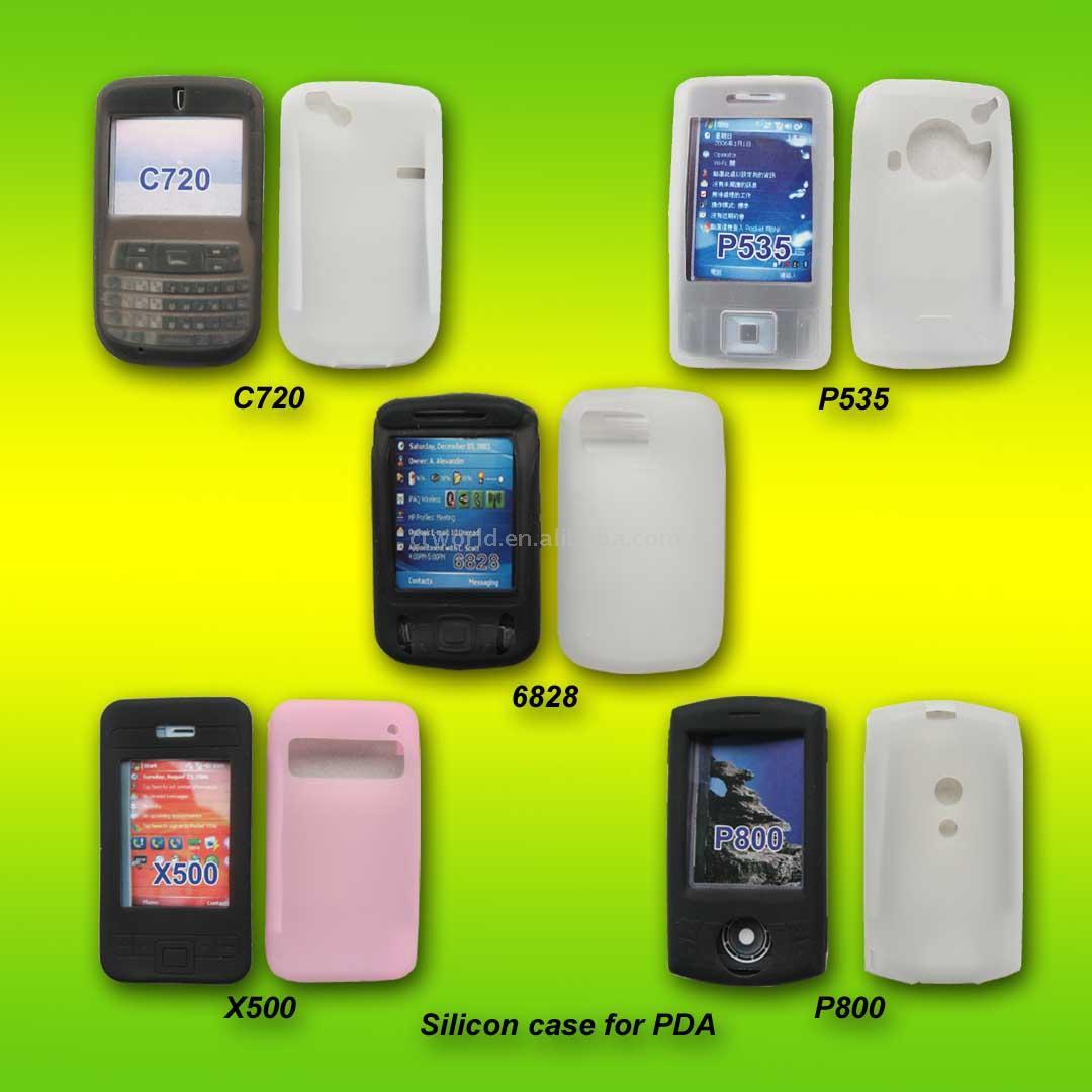 Silicone Case for PDA (Силиконовый чехол для КПК)
