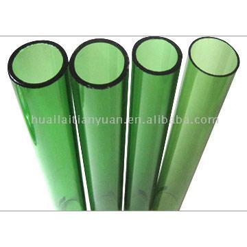 Borosilicate Colored Glass Tubing (Green) (Боросиликатное цветного стекла шланги (зеленый))