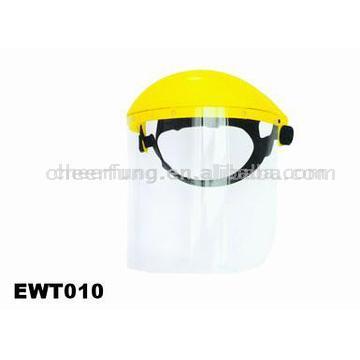 Splash-Proof Welding Mask