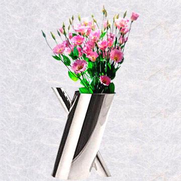 Stainless Steel Vase (Нержавеющая сталь Вазы)