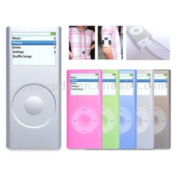Silicon Cases for iPod Nano (Кремний Шкафы для Ipod Nano)