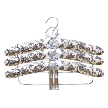 Cotton Hanger with Clips (Хлопок Вешалка с клипсой)