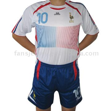 06/08 France Away National Jersey