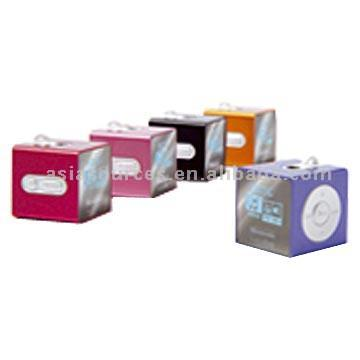Mini Cube MP3 Player (Мини Cube MP3 Player)