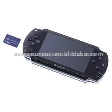 PSP Game Player with MP4, Camera (PSP Game-плеер с MP4, фотокамера)