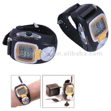 Wrist Watch Style Walkie Talkie (Наручные часы Стиль Walkie Talkie)