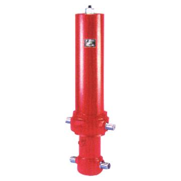 Single-Action Telescopic Hydraulic Bushing Cylinder (Single-Действие телескопические гидравлические втулка цилиндра)
