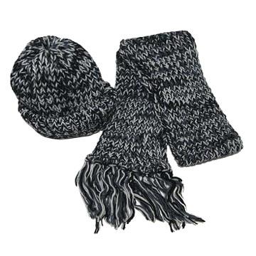 Iceland Wool Cap & Scarf (Исландия Шерсть Cap & Шарф)
