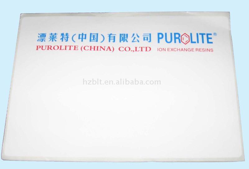 Paper Sticky Label (Бумага наклейка)