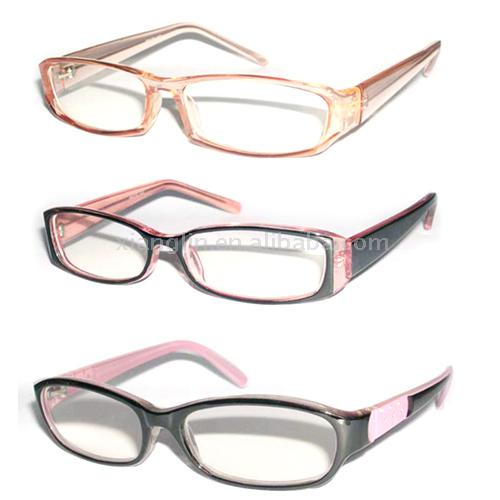Plastic Optical Frame