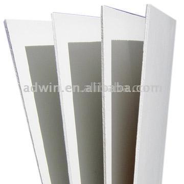PVC Rigid Sheet for Sandwich Board (PVCE01) (Feuille PVC rigide pour Sandwich Board (PVCE01))