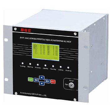 Microprocessor-Based Protection Monitoring System (Микропроцессорные защиты на основе системы мониторинга)