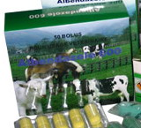 Compound Albendazole Tablet (Подворье Албендазол планшетный)