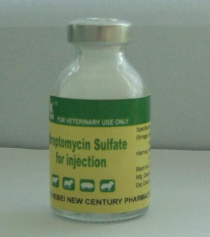 Streptomycin Sulfate for Injection (Streptomycin Sulfate for Injection)