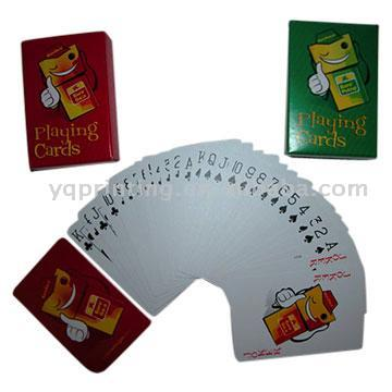 Plastic Playing Card (Plastic Playing Card)