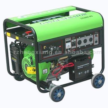 Natural Gas Generator (Природный газ генератор)