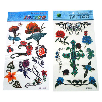 Tattoo Stickers (Тату Стикеры)